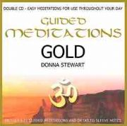 Guided Meditations GOLD 2CD - Donna Stewart